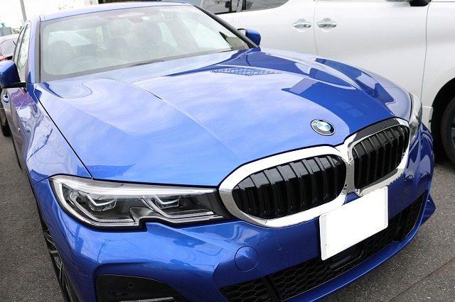 BMWにおすすめのガラスコーティング
