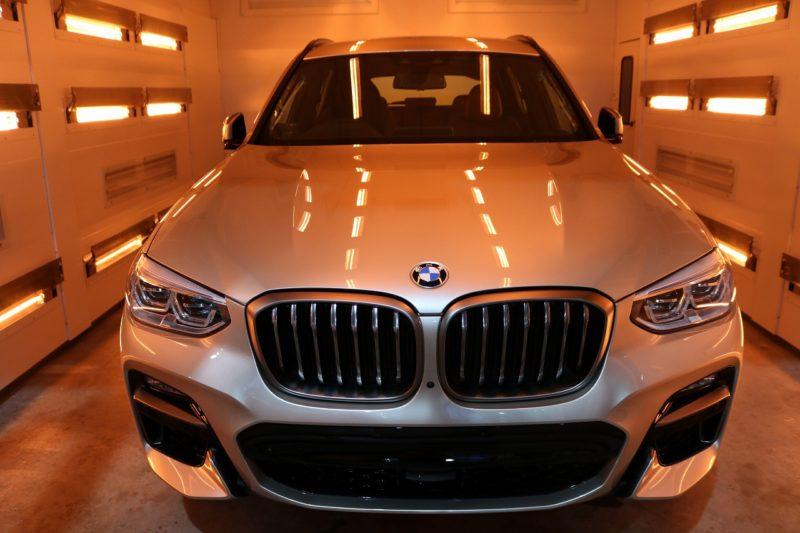 BMWコーティング