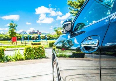 青空駐車は車にダメージを与える
