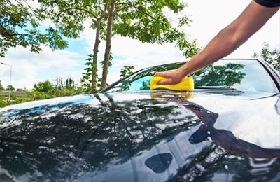 洗車の順番