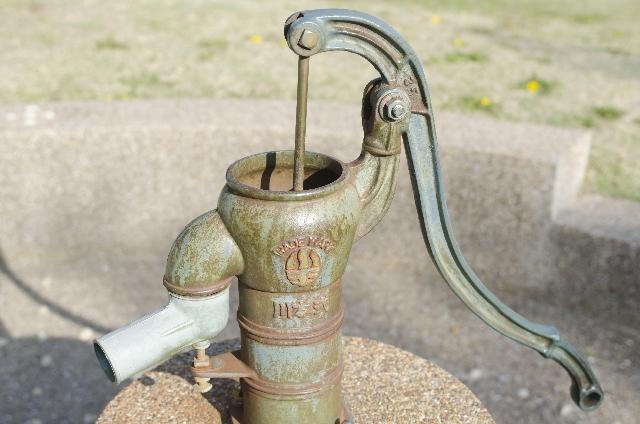 井戸水洗車
