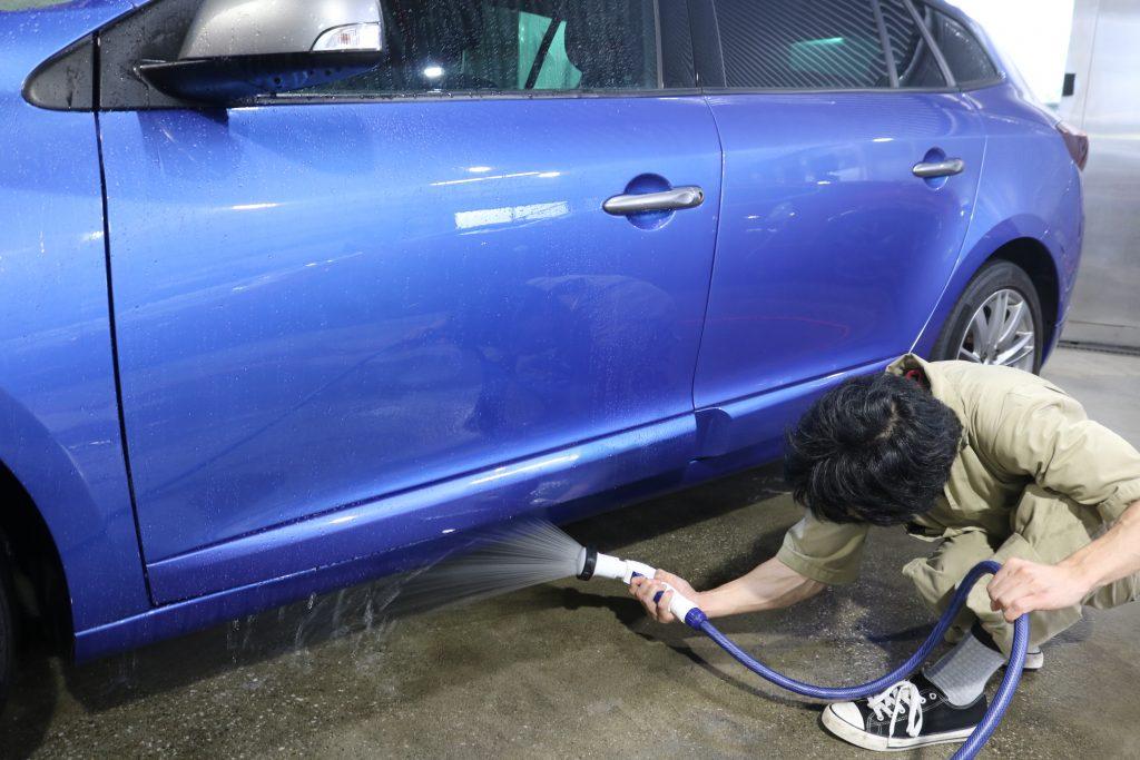 洗車方法|洗車手順|洗車用品